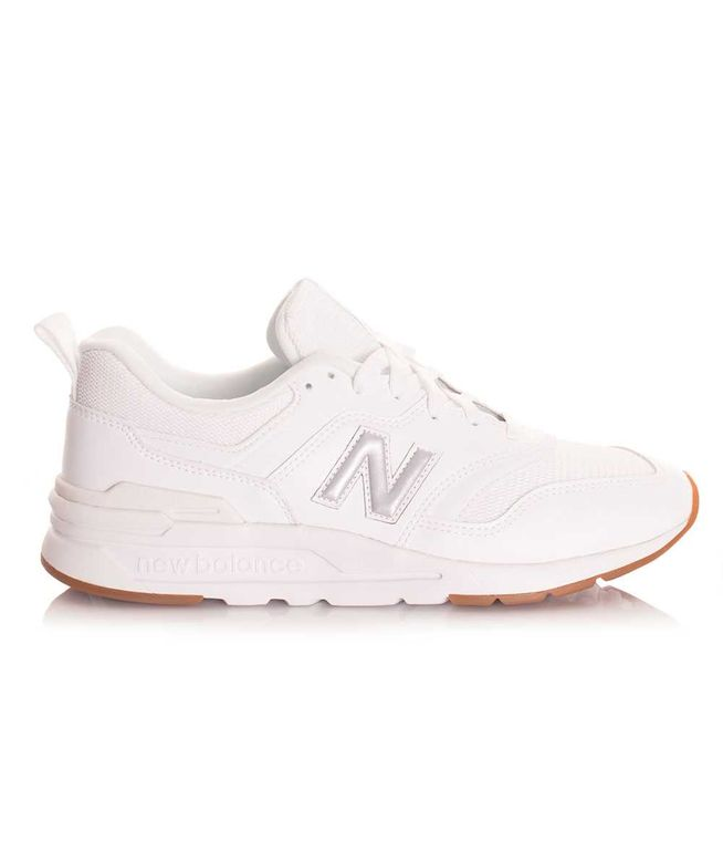 Zapatos New Balance Blanco Talla 9.5