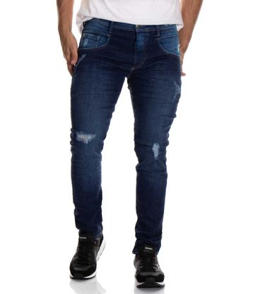 Jean-New-Project-Azul-Talla-30