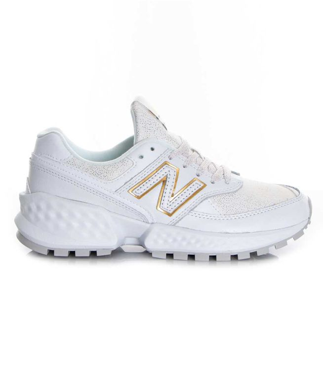 Zapatos New Balance Blanco Talla 5