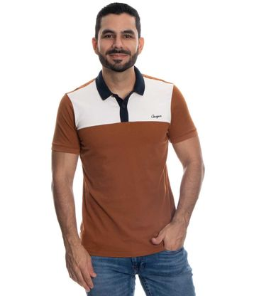 Polo-Chevignon-Cafe-Talla-L